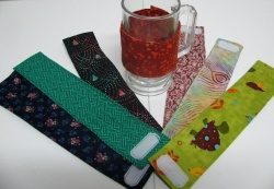 Cup cozy options