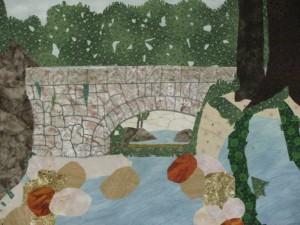 Ein Hemed bridge, version 2