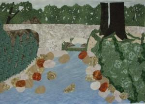 Ein Hemed quilt, version 1