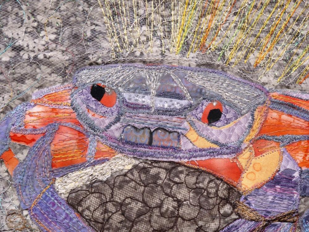 Final crab closeup
