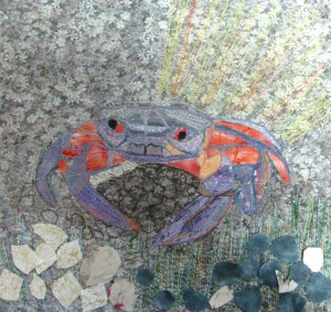 Crab in progress4