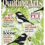 Quilting Arts Dec/Jan cover