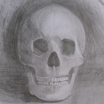 Pencil Drawing of Yorick