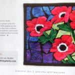 Wild Poppies, In the Garden Reader's Challenge
