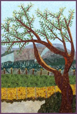 100 Years of Kibbutz fabric art