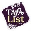 TAFA List logo