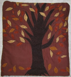 Tree of Life quillow