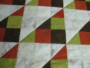 9-patch quilt closeup