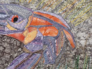 Final crab closeup