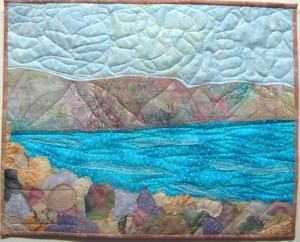 Scene from the Kinneret (Sea of Galilee)