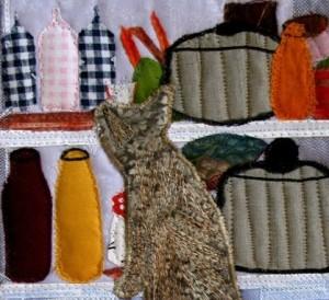 Cat in fridge final closeup