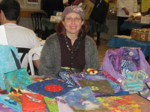 Table at Environment Fair