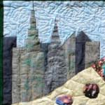 New York City: Neil Diamond Quilt