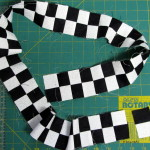Checkered border