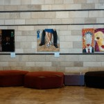 Opposites Exhibit, Israel Quilters Association
