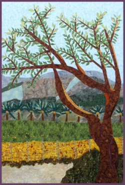 100 Years of Kibbutz fabric art