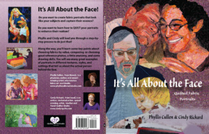 It's All About the Face cover spread