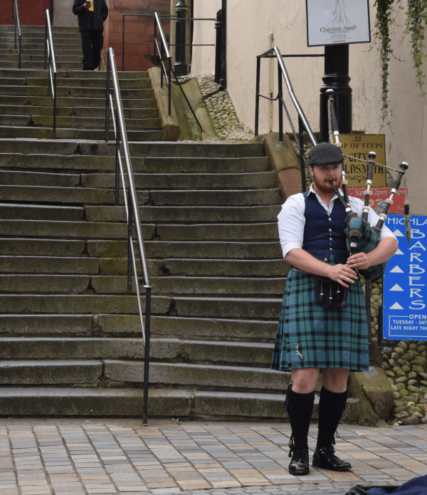 Photo 1 for Musical Scot