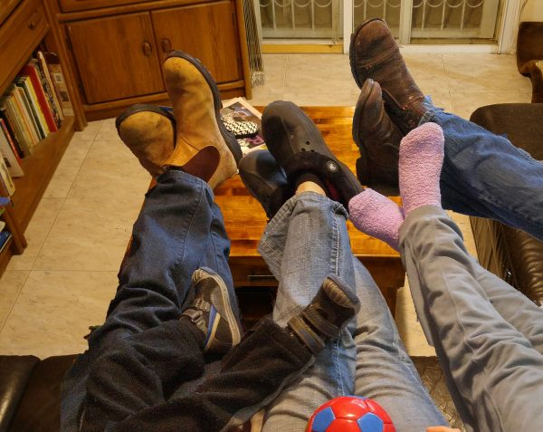 Photo for Put Up Your Feet and Take It Easy