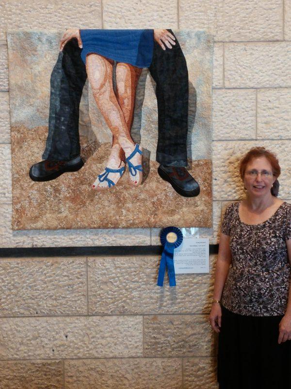 Photo of award for Sole Mates